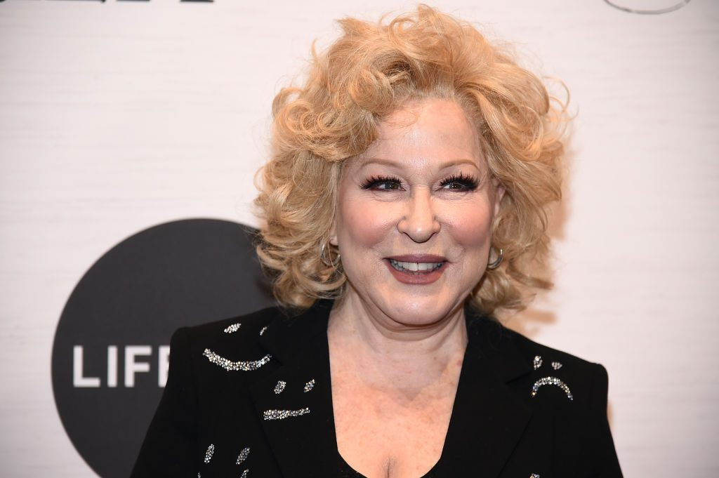 Bette Midler | Theo Wargo/Getty Images