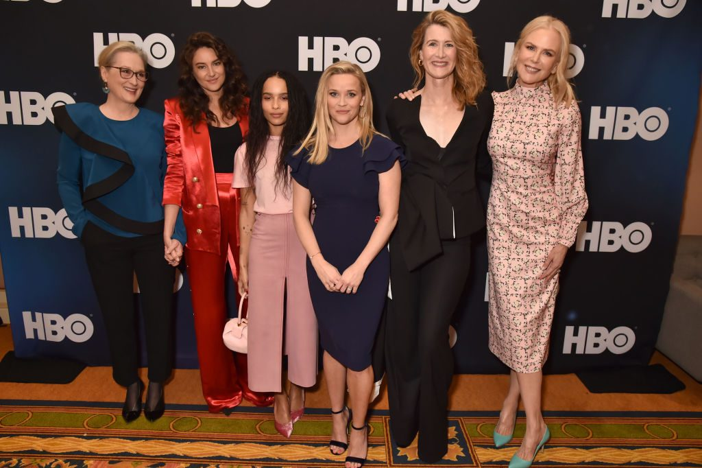 'Big Little Lies' Cast
