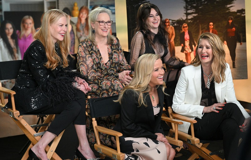 'Big Little Lies' cast members.