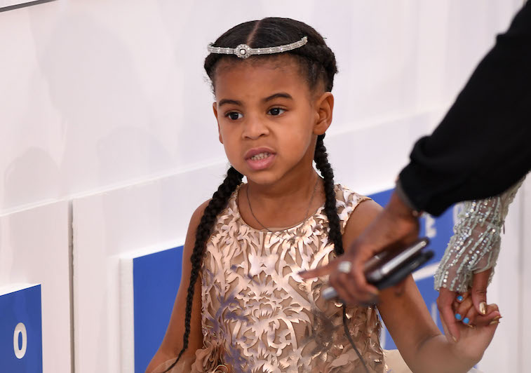 Have Beyonce And Jay Z Turned Blue Ivy Into A Total Diva
