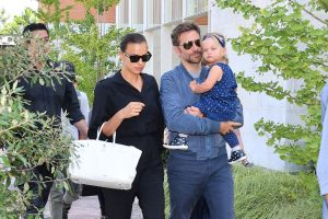 Bradley Cooper and Irina Shayk Plan On Remaining Cordial When It Comes To Raising Their Daughter