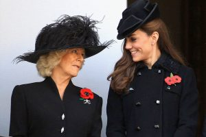 Will Kate Middleton and Camilla Parker Bowles Become Princesses at the Same Time?