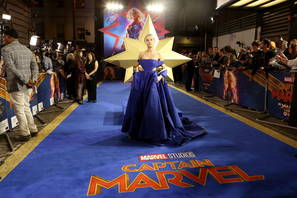 Marvel Leak Reveals This Will Be The Villain In 'Captain Marvel 2'