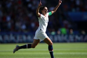 How Old Is Carli Lloyd and Who Is Her Husband, Brian Hollins?