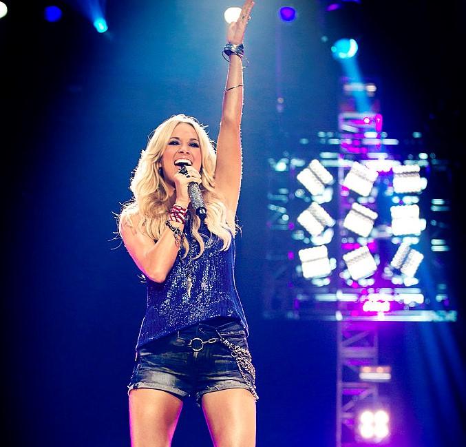 Carrie Underwood -NBC Sunday Night Football