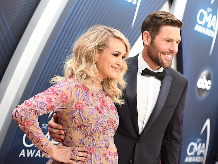 Carrie Underwood And Mike Fisher Might Be Done Having Kids