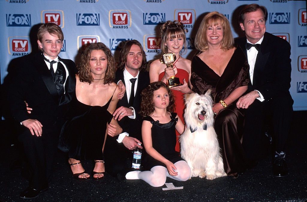 cast of '7th heaven'