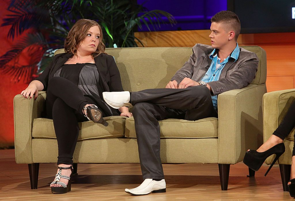 Catelynn Lowell and Tyler Baltierra   Jesse Grant/Getty Images for VH1