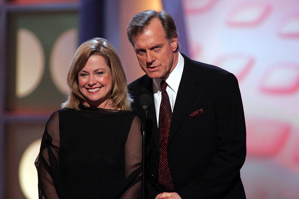 Catherine Hicks and Stephen Collins