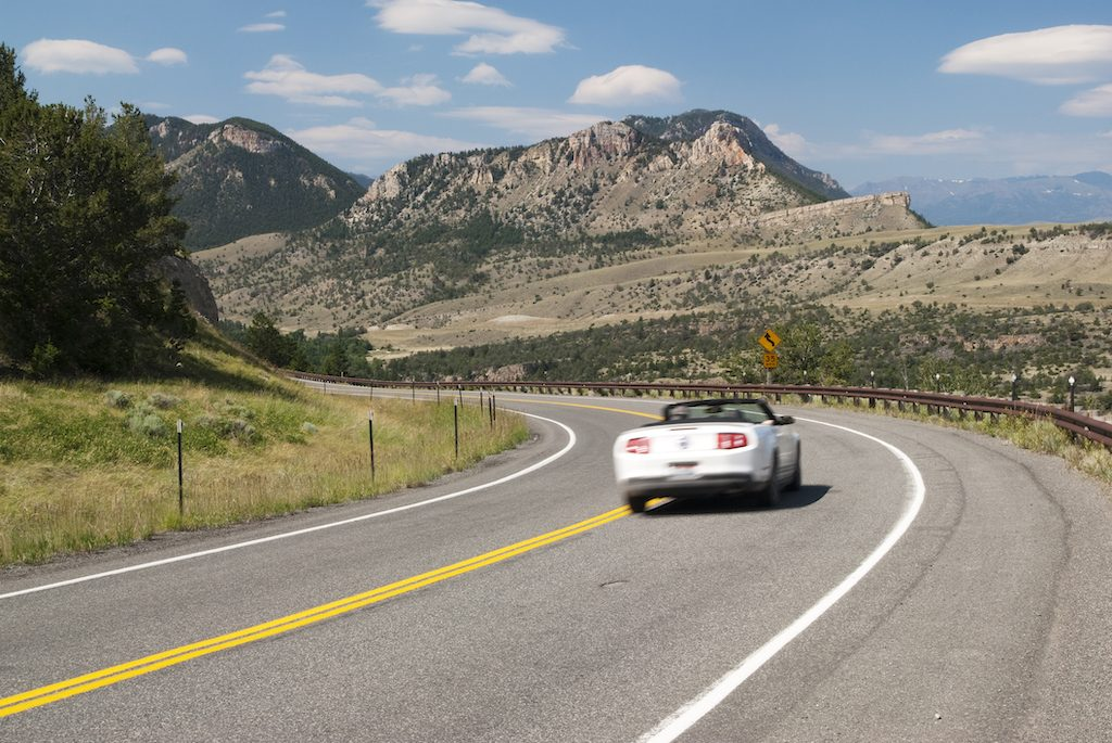 Chief Joseph Scenic Byway in Wyoming