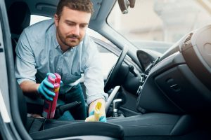 Your Car Is Full of Gross Germs (And It Could Be Making You Sick)