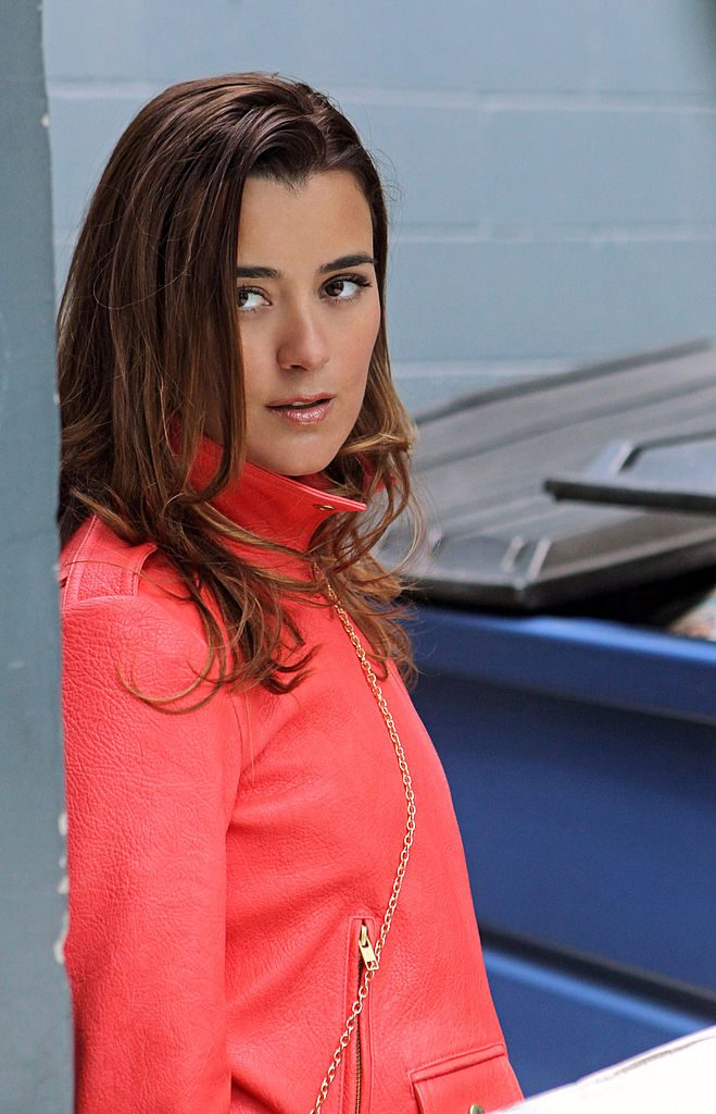 Cote de Pablo | Monty Brinton/CBS via Getty Images