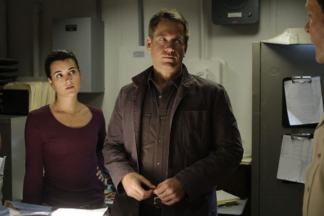 'NCIS' stars Cote de Pablo and Michael Weatherly