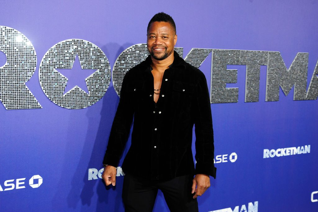 Cuba Gooding Jr charged with forcible touching after incident in NY