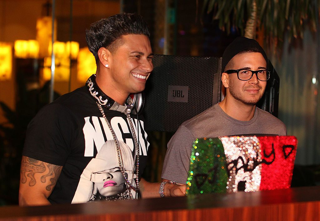 DJ Pauly D and Vinny Guadagnino Double Shot at Love