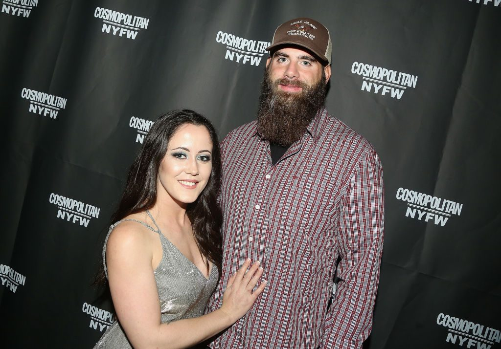 David Eason and Jenelle Evans | Bruce Glikas/Getty Images