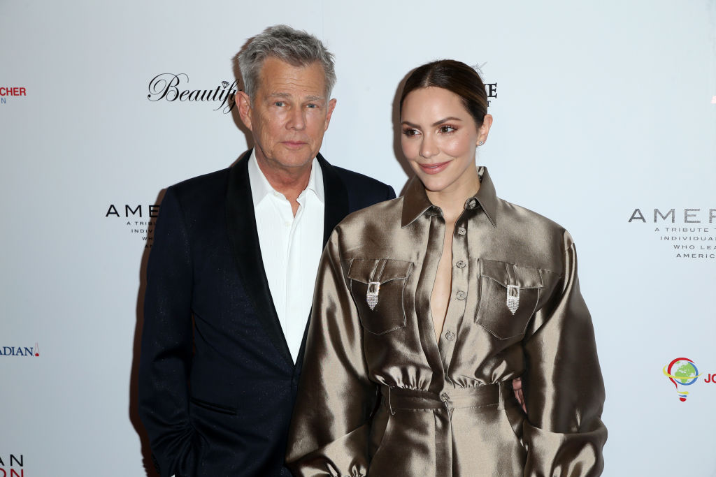 Katharine Mcphee And David Foster Are Married Here S Their Combined Net Worth