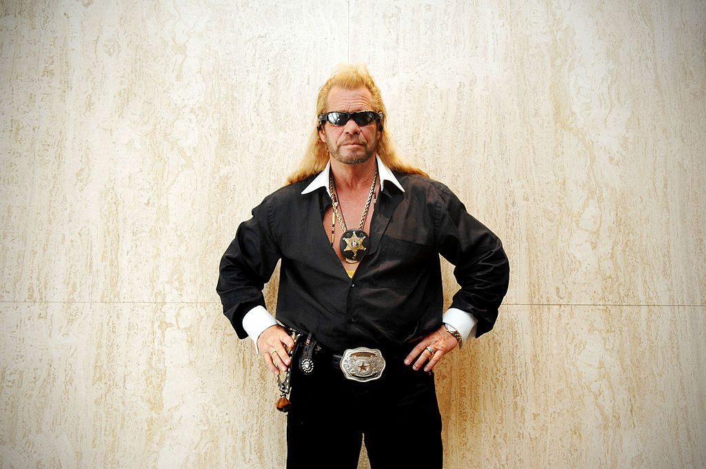 what is dog the bounty hunter�s net worth