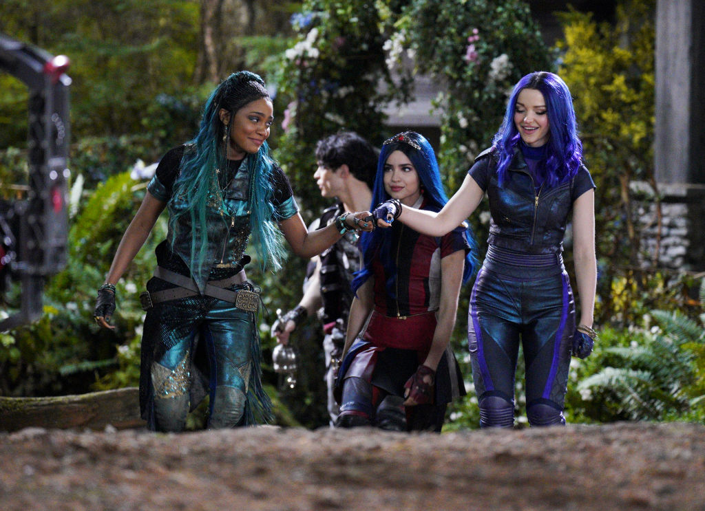 Fans React To Disney Channel S Descendants 3 And Cameron Boyce S Character