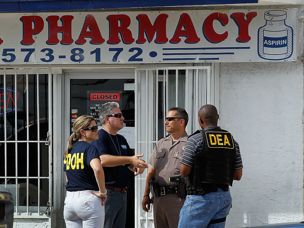 South Florida Pharmacy Suspected As Pill Mill