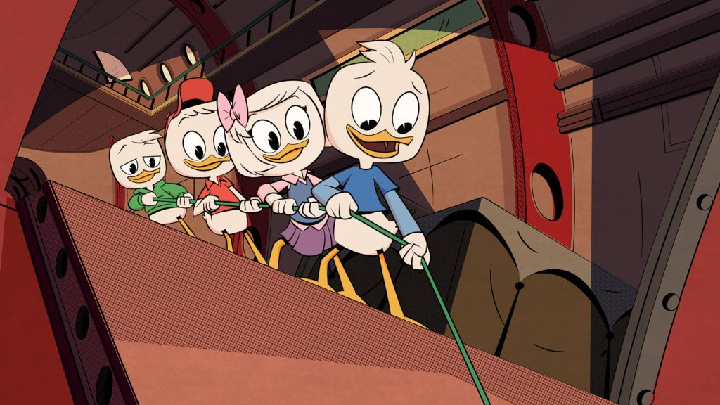 "Disney XD's ""Ducktales"""