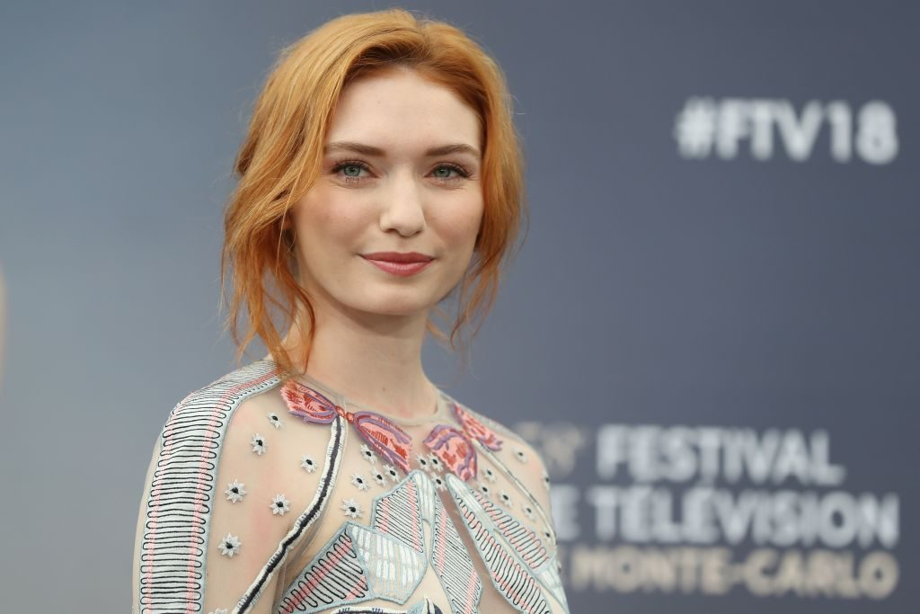 Eleanor Tomlinson   Valery Hache/AFP/Getty Images