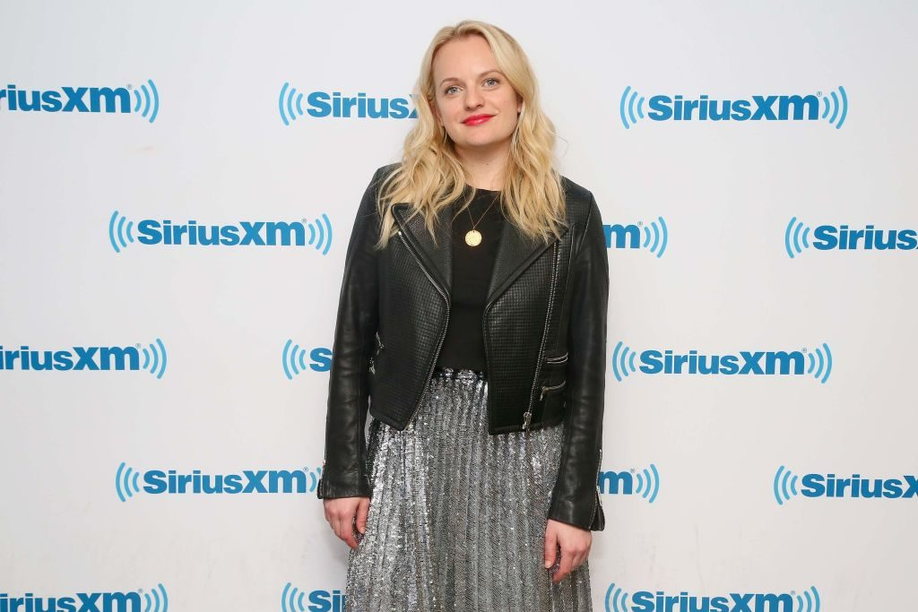 Elisabeth Moss, star of The Handmaid's Tale | Astrid Stawiarz/Getty Images