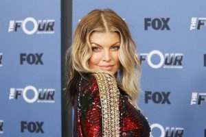 Fergie Had an 8-Hour Talk With Her Laundry Hamper While Addicted to Crystal Meth