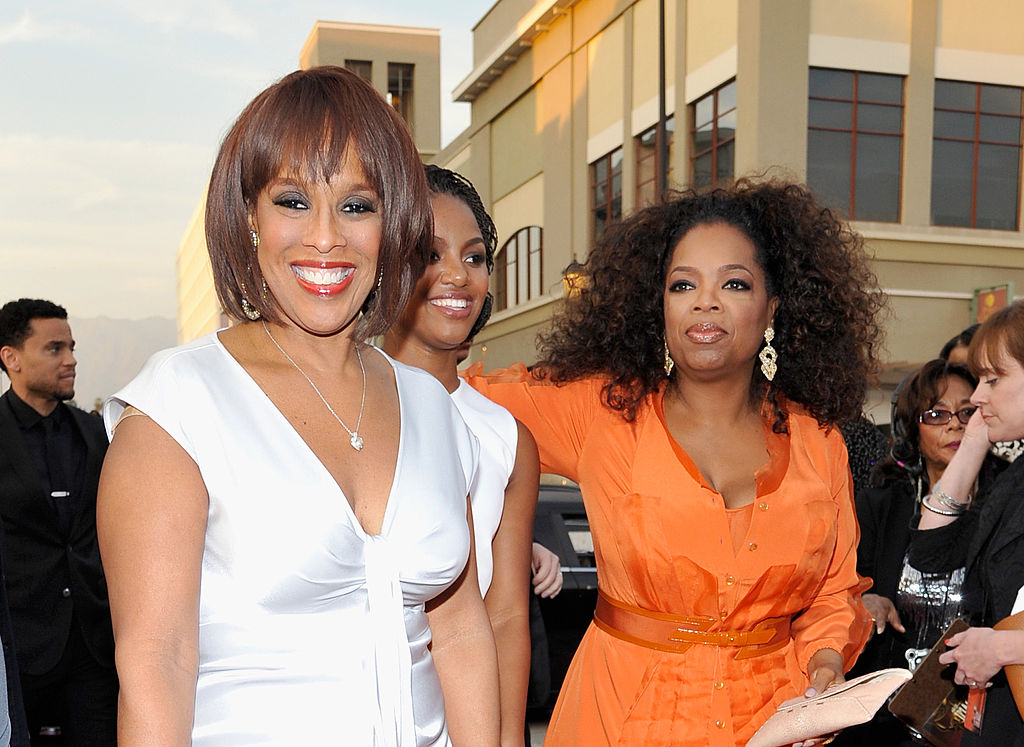 'CBS This Morning's' Gayle King Said This Was the Nicest Thing Oprah Ever Did for Her