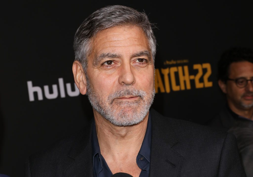 George Clooney | Paul Archuleta/FilmMagic