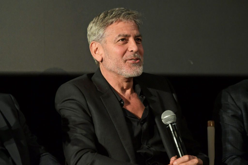 George Clooney |David M. Benett/Dave Benett/Getty Images for Channel 4 Television