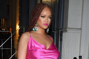 Rihanna is Throwing Major Shade at Donald Trump in This New Instagram Photo