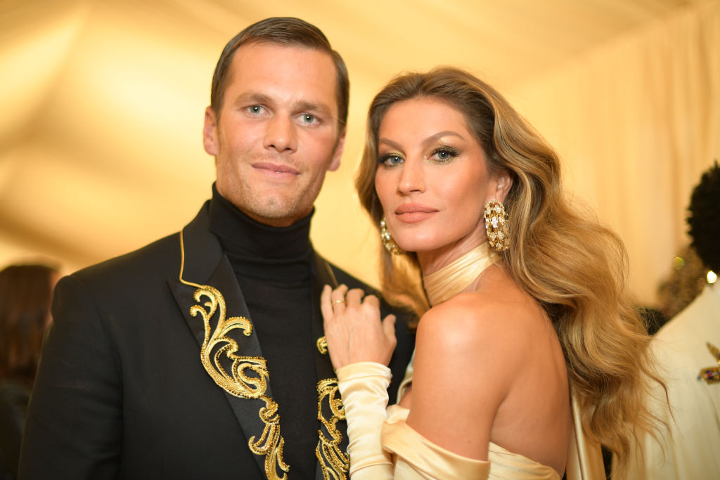 How Much Are Gisele Bundchen And Tom Brady Worth