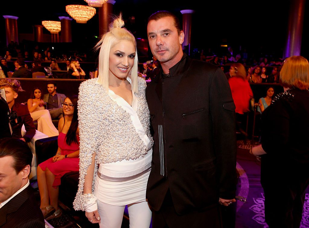 Gwen Stefani and Gavin Rossdale | Chris Polk/PMA2014/Getty Images for dcp