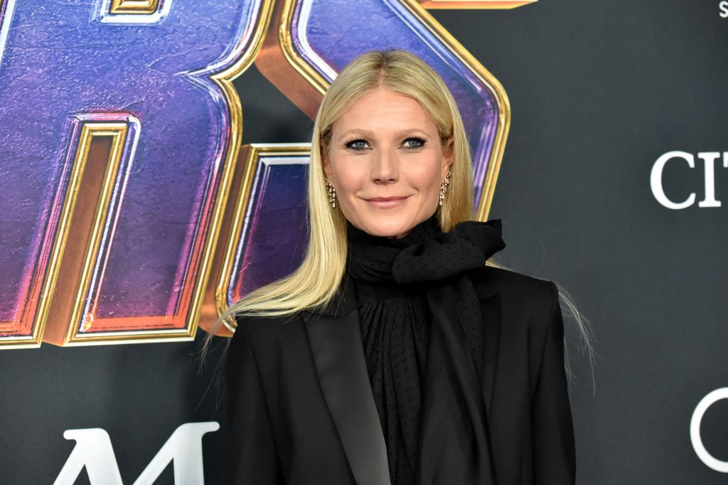 "Gwyneth Paltrow World Premiere Of Walt Disney Studios Motion Pictures ""Avengers: Endgame"""