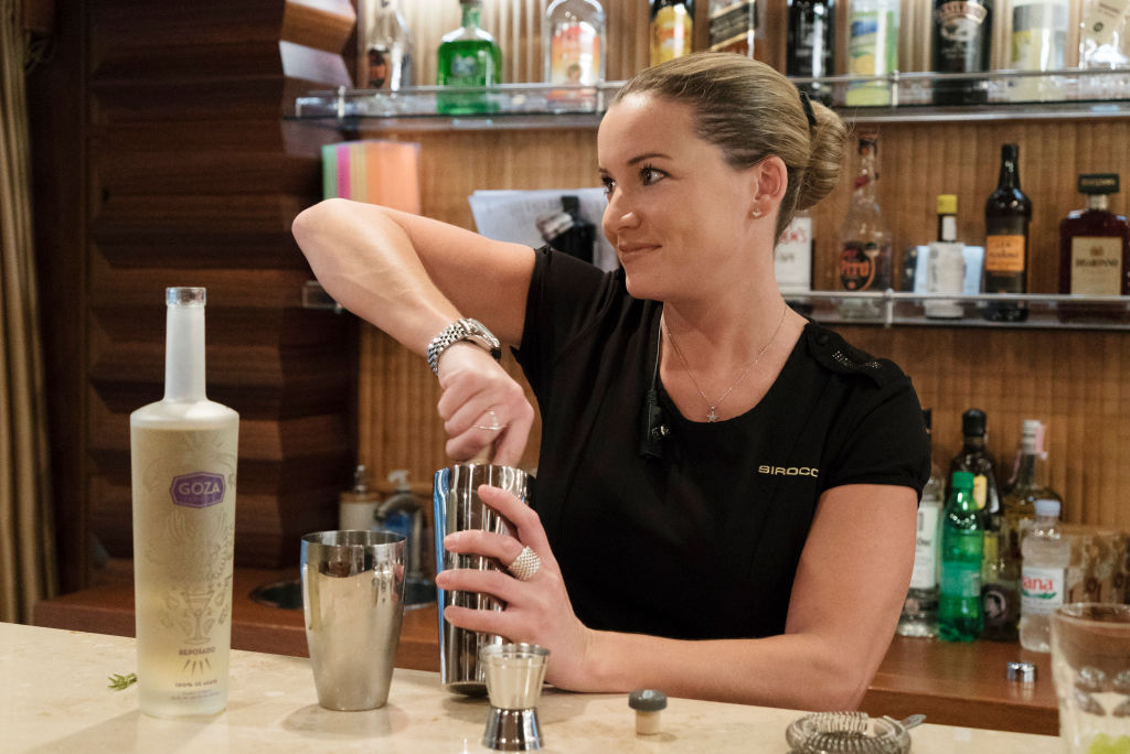 Hannah Ferrier from 'Below Deck Med' Dishes About One of the
