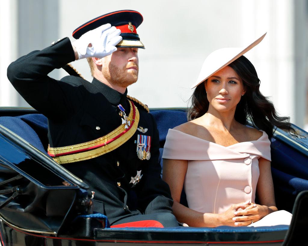 Kate Middleton Won't Sit Next To Prince William at Trooping
