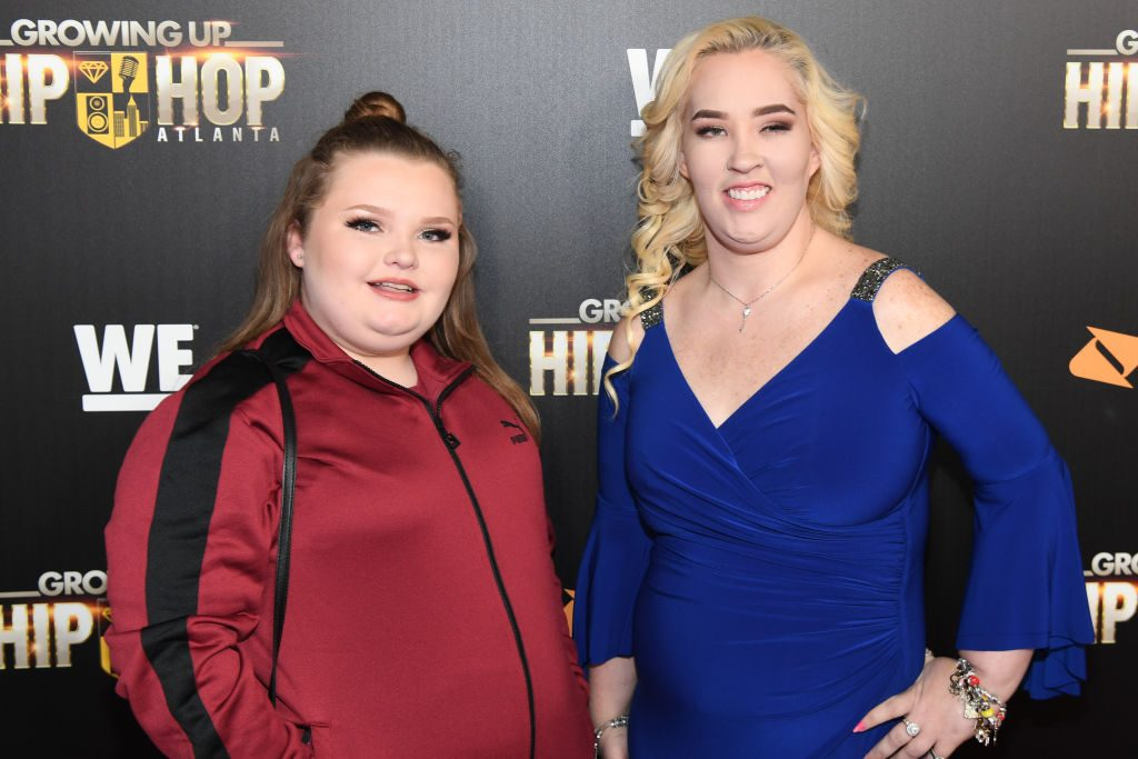 Honey Boo Boo and Mama June | Paras Griffin/Getty Images for WEtv