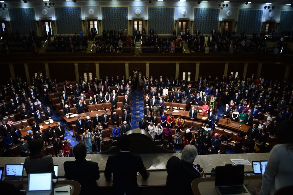 The 116th Congress prepares to be sworn in