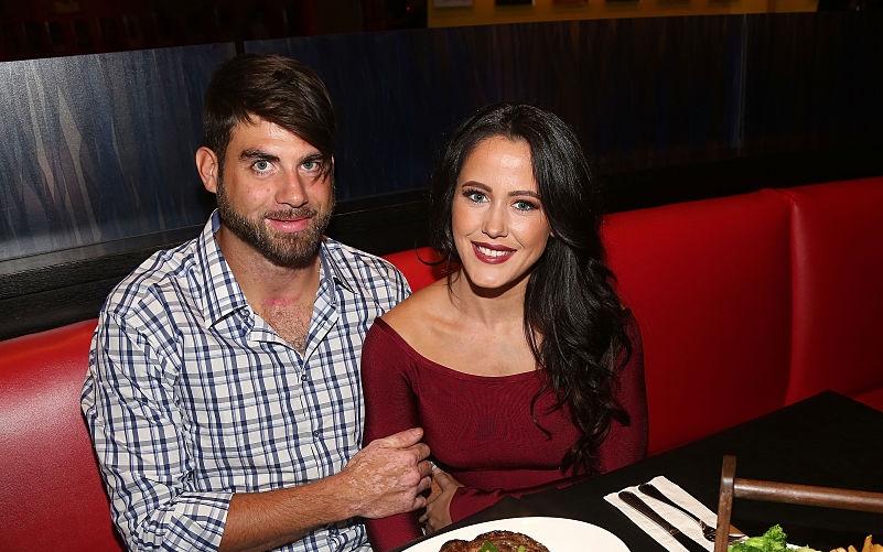 Jenelle Evans and David Eason