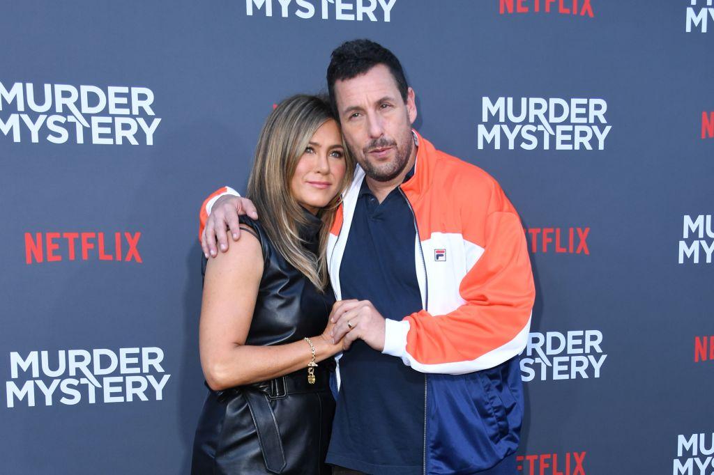 The Record Jennifer Aniston and Adam Sandler's 'Murder Mystery
