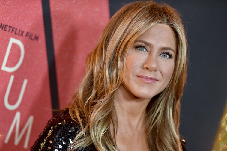 Jennifer Aniston Is Down For A 'Friends' Reunion