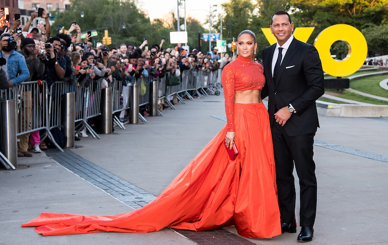 Yankees' Alex Rodriguez, Jennifer Lopez closing in on wedding date, location