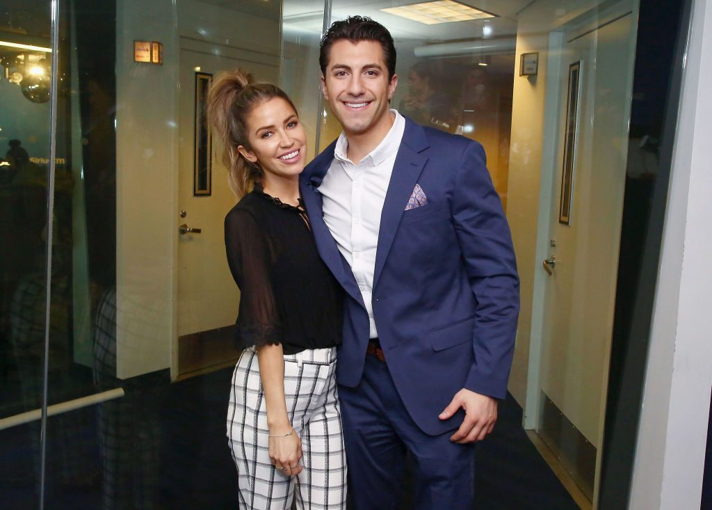 Kaitlyn Bristowe and Jason Tartick | Photo by Astrid Stawiarz/Getty Images