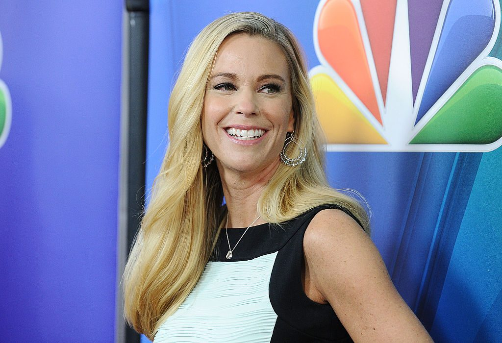 Kate Gosselin attends the NBCUniversal 2015 press tour