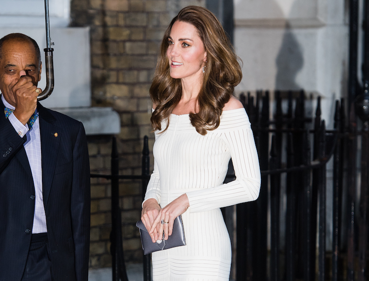 Kate Middleton Just Wore the Perfect Summer Dress and Espadrilles