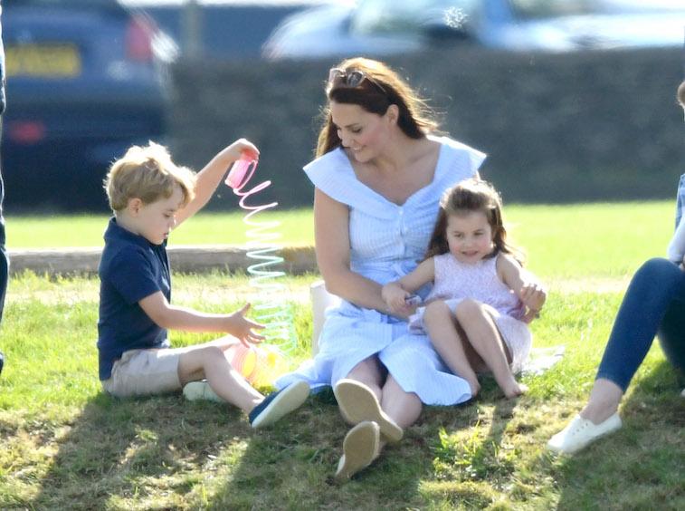 Kate Middleton, Princess Charlotte