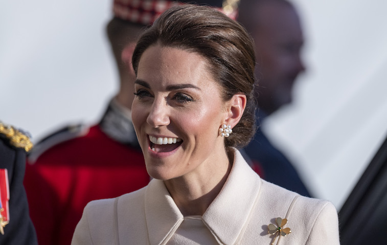 Kate Middleton's adorable response to unimpressed girl's Disney Princess question