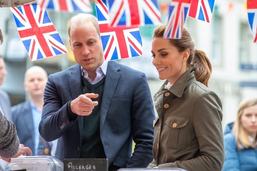 Kate Middleton's Reaction to Prince William and Rose Hanbury Affair