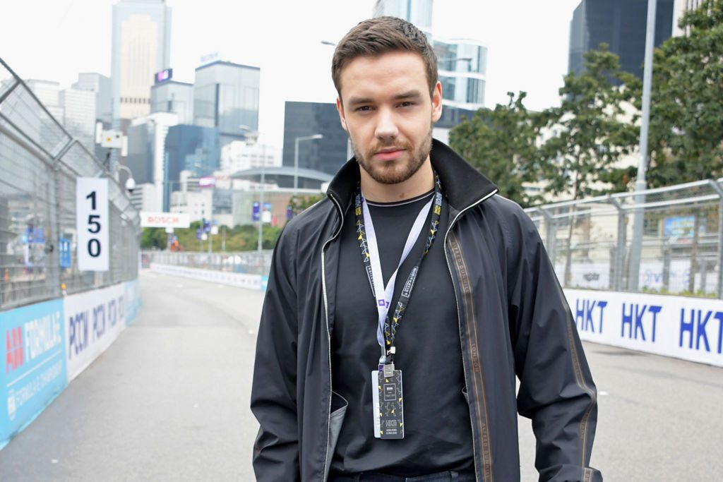 Liam Payne One Direction Toxic